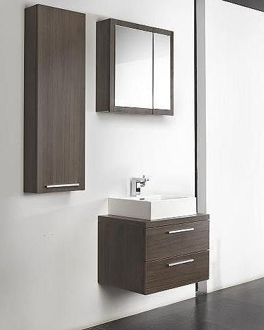 Pin By Ivette On Banos With Images Wall Hung Bathroom Vanities Bathroom Vanity Single Sink Bathroom Vanity