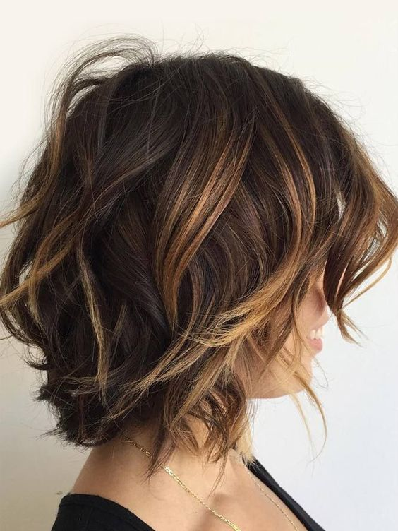Coloring Ideas For Short Hair : Blonde bayalage hair color ideas for short hairstyles 2017