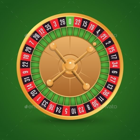 Realistic Roulette Wheel