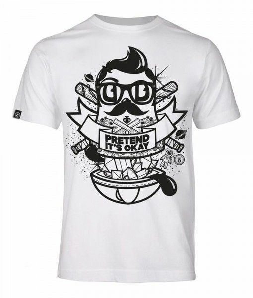 T-Shirt J3 Concepts AnyForty