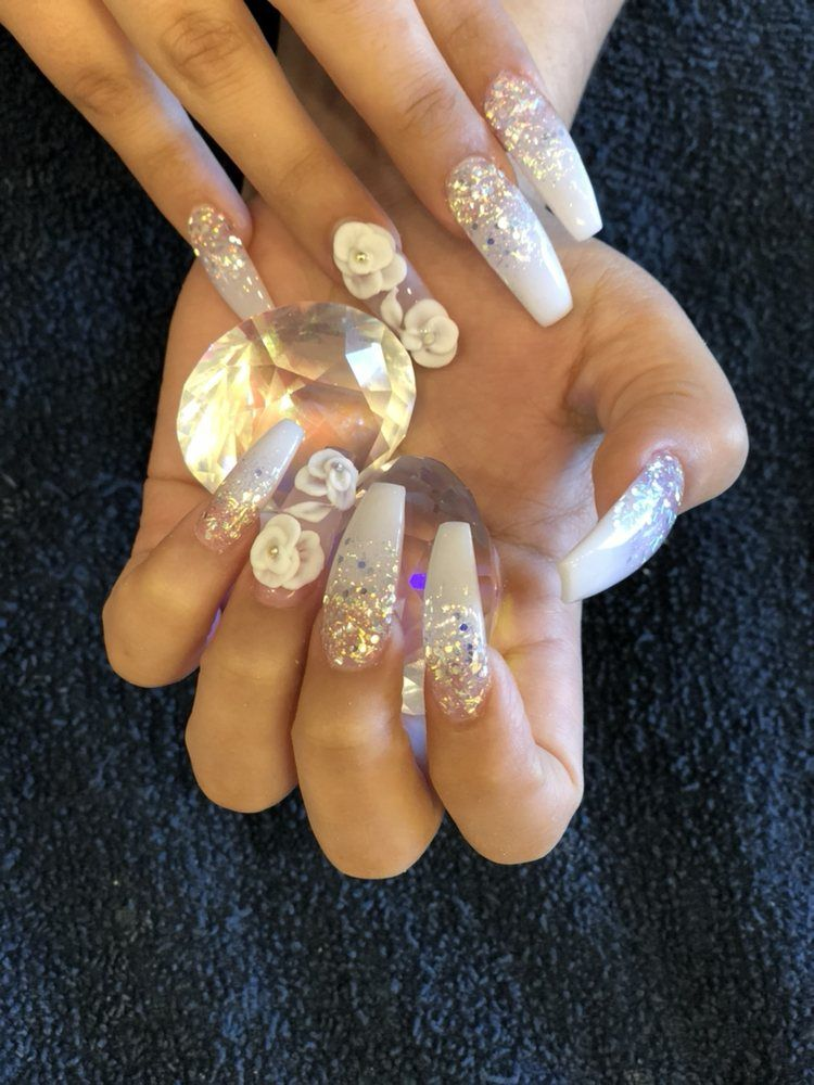 Fancy Nails 23 S 15 Reviews Nail Salons 5604 Nw In 2020 Elegant Nail Salon Fancy Nails Nails