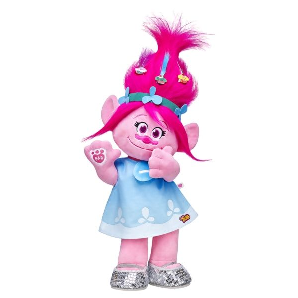 Princess Poppy Troll Build A Bear