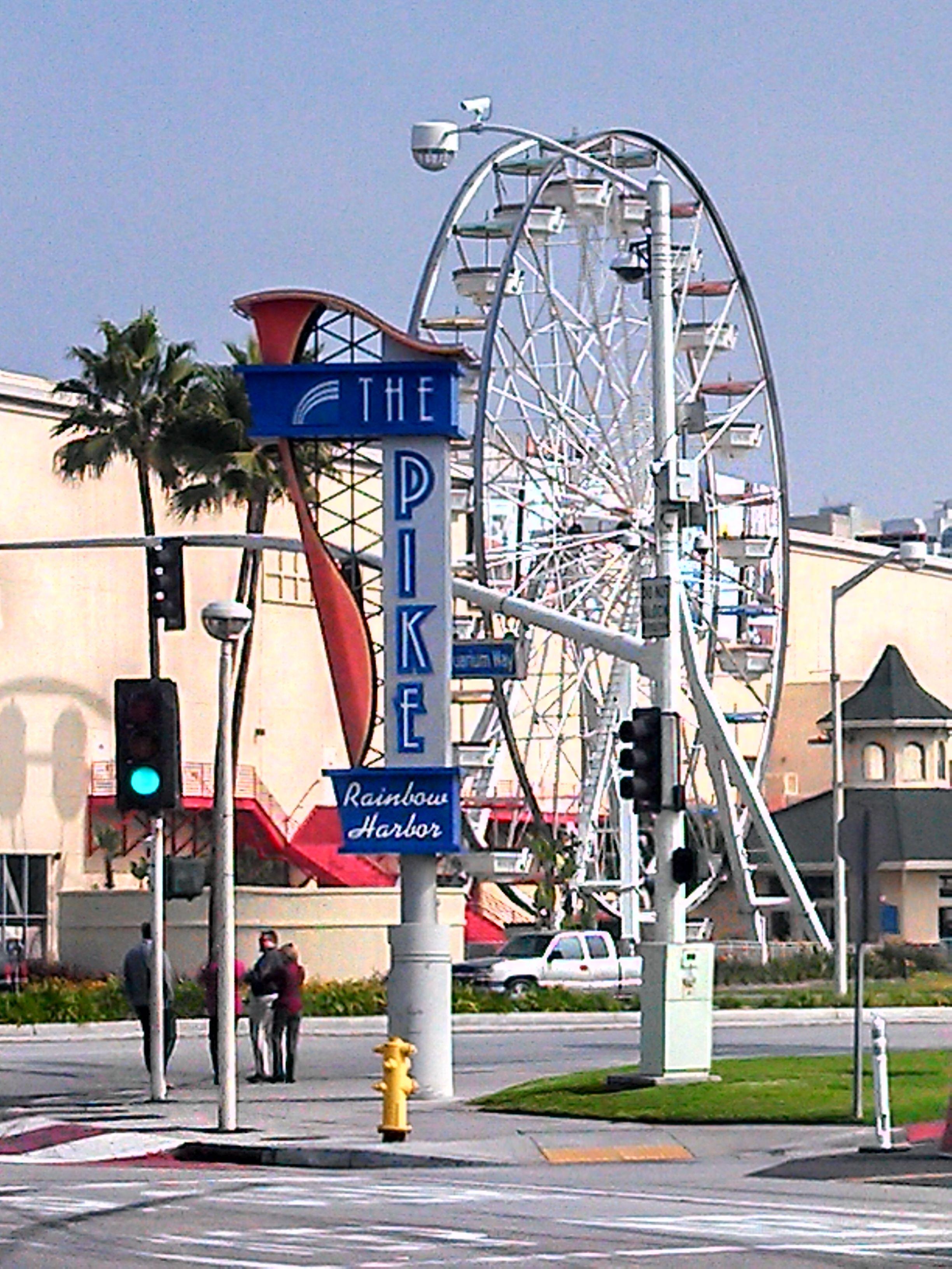 The Pike Long Beach California