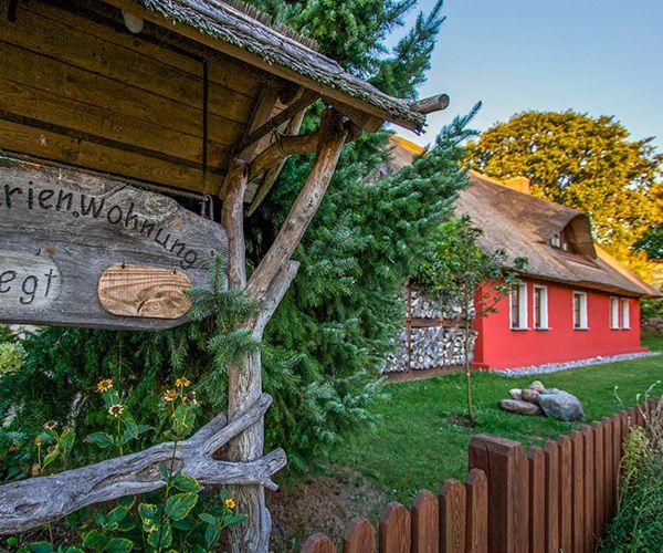 Ferienwohnungen auf dem Ferienhof Trassenheide, Usedom
