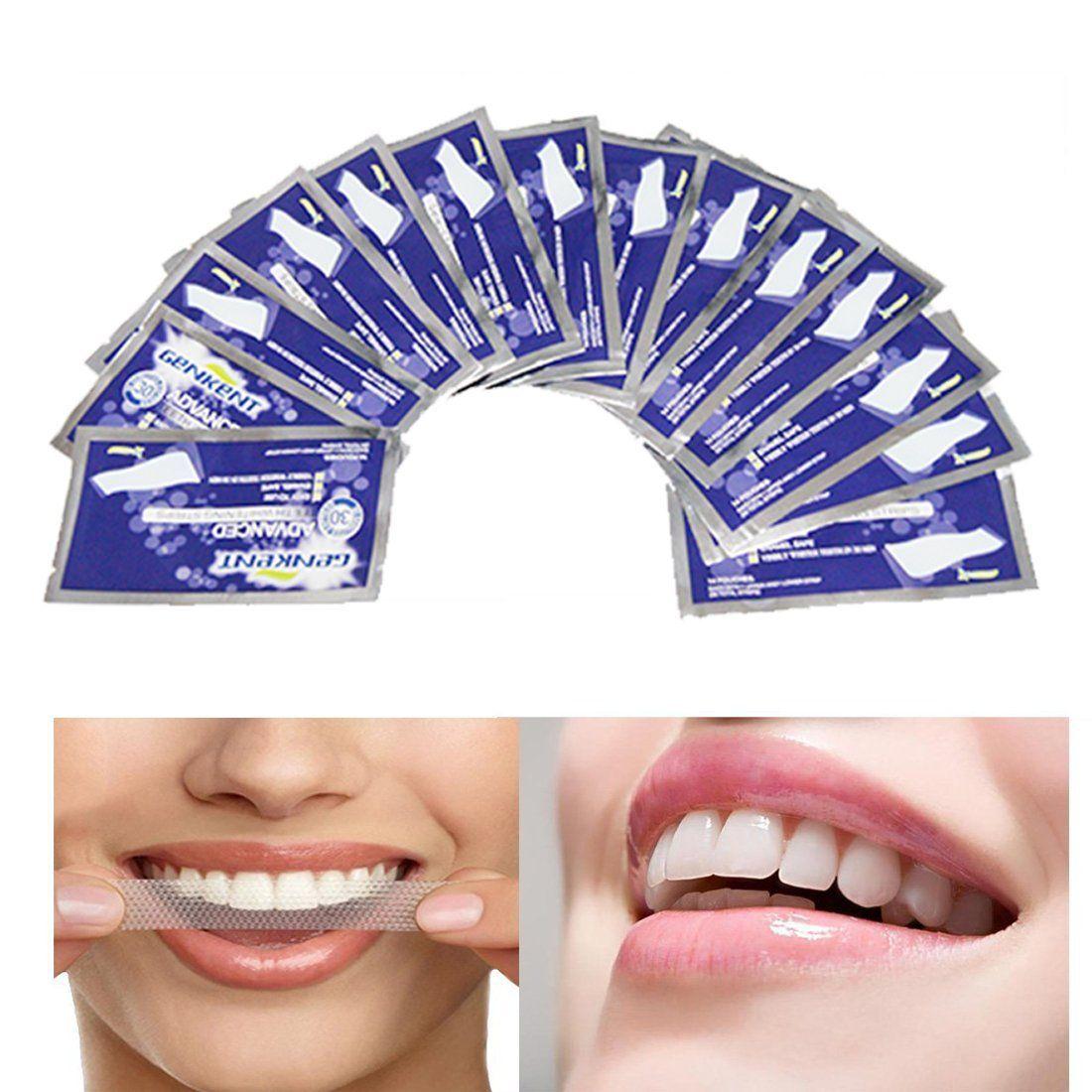 Genkent 14 Treatments Advanced Professional Teeth Whitening Gel