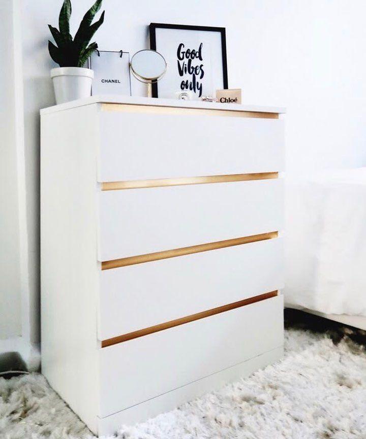 Die 13 Schonsten Ikea Hacks Fur Dein Schlafzimmer Desired De