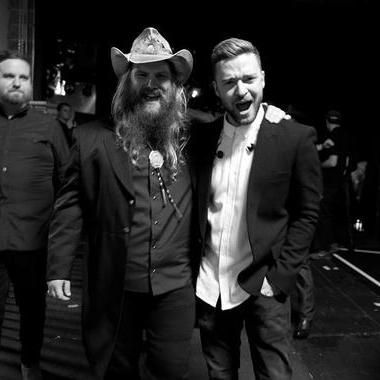 Hot: Justin Timberlake posts adorable message about Chris Stapleton after CMA performance