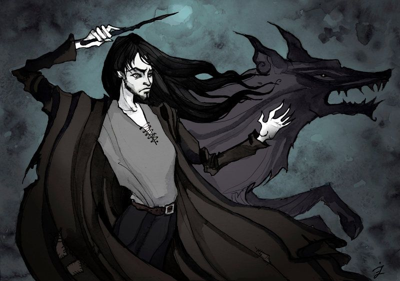 Sirius Black by IrenHorrors
