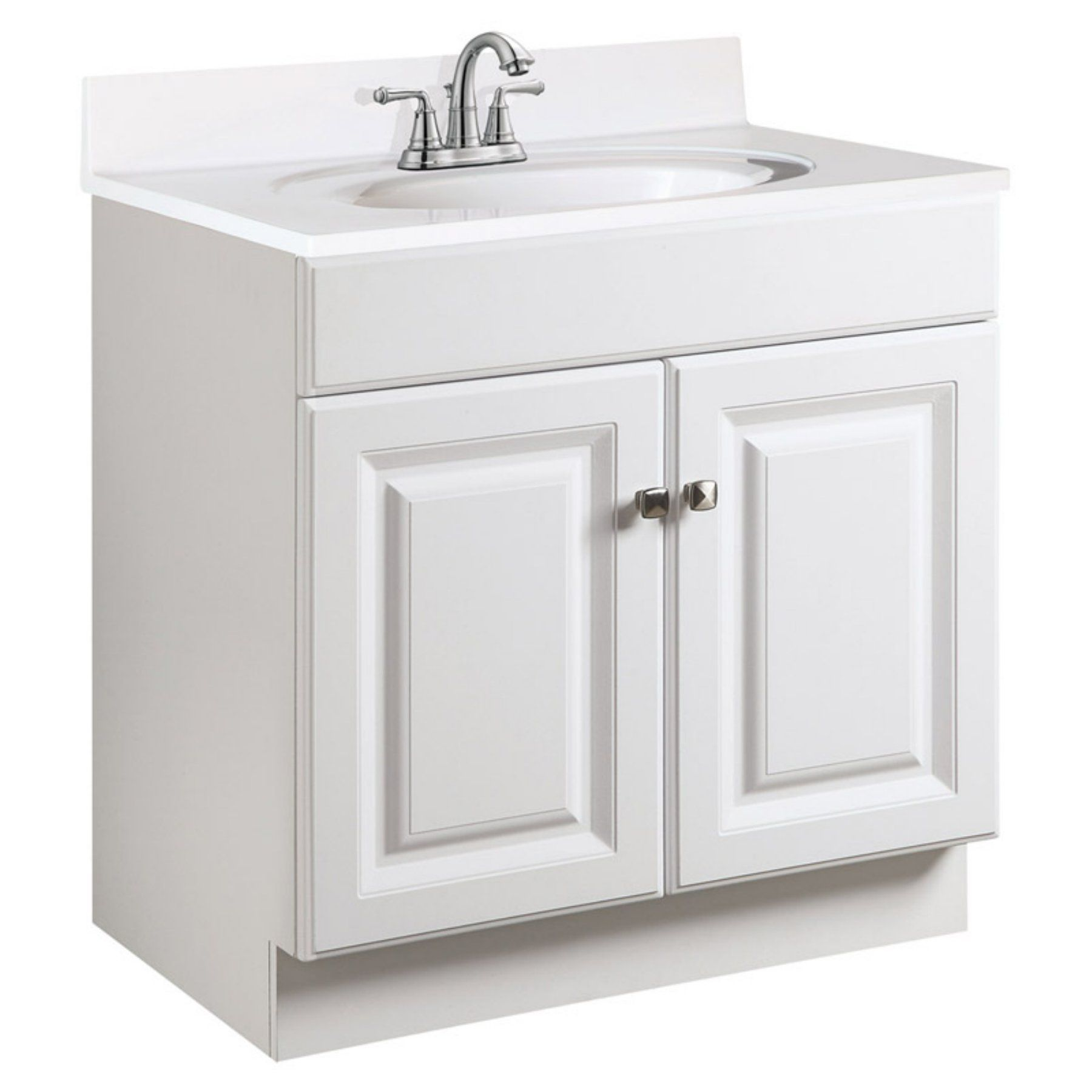 Design House Wyndham Vanity Cabinet with 2-Doors - 531731 | Door ...
