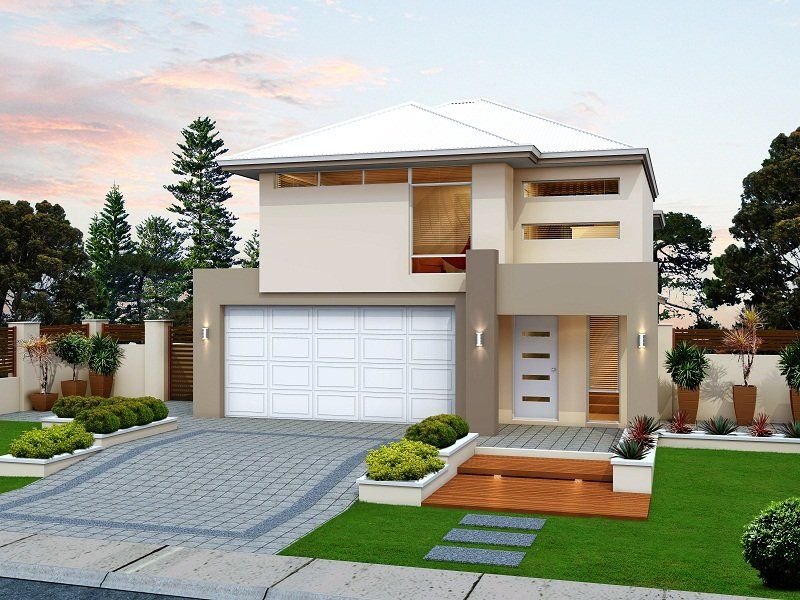 photo of a house exterior design from a real australian house house facade photo 588126 - Real Home Design