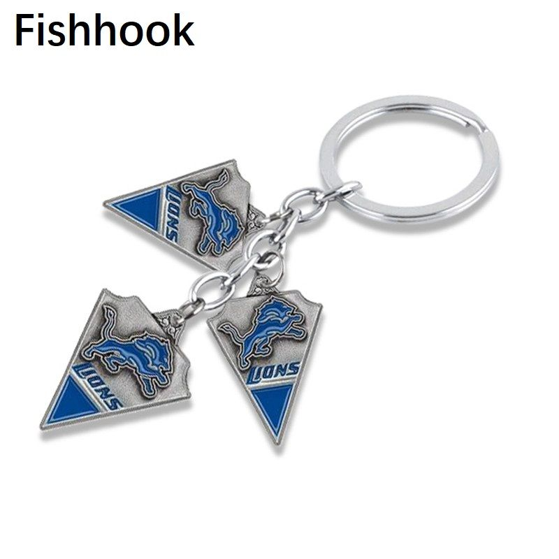 save off 701c9 1f870 Find More Key Chains Information about Fishhook NFC North ...
