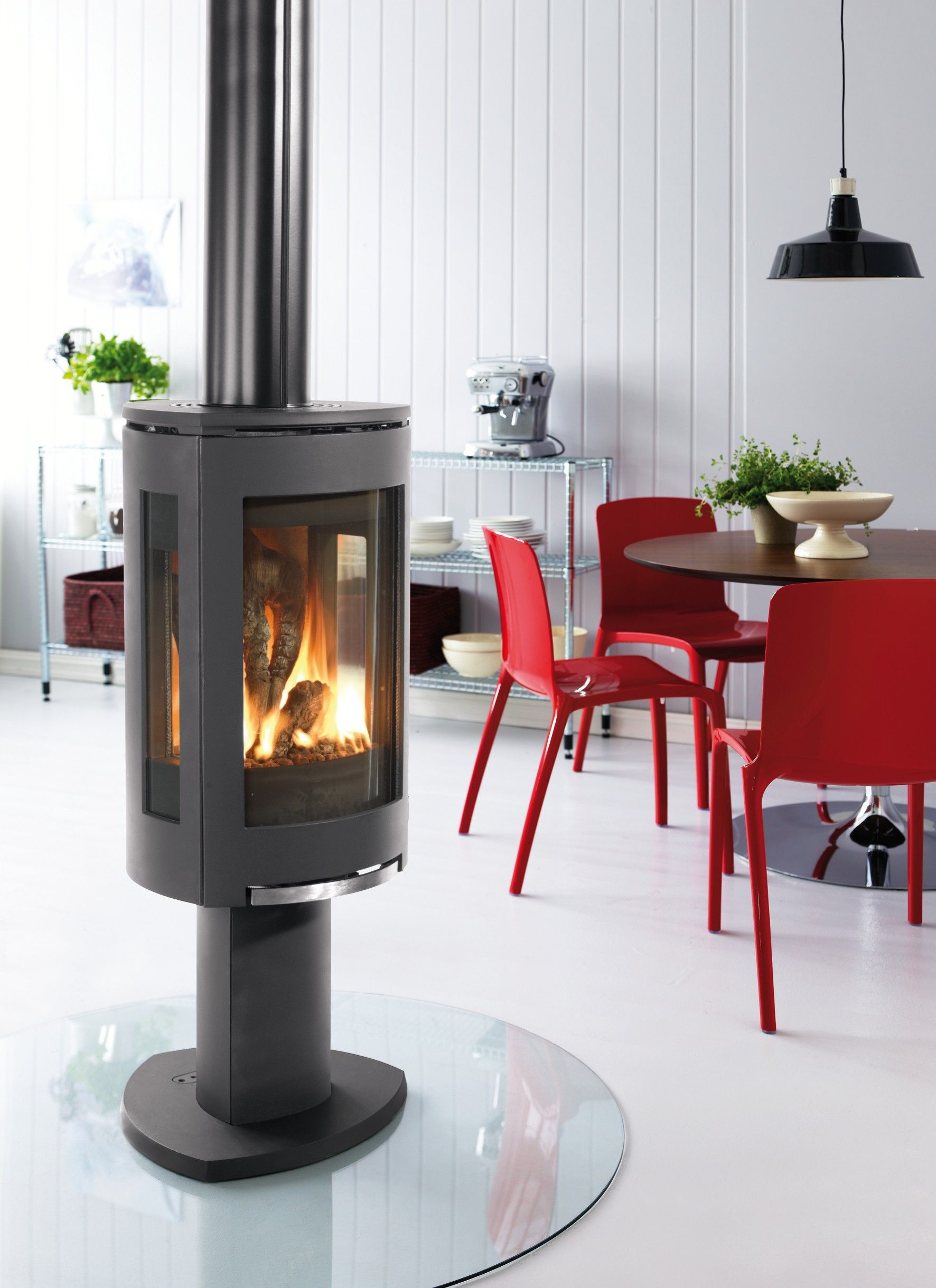 Jotul GF 370 DV Gas Stove: The Jotul GF 370 DV features ...