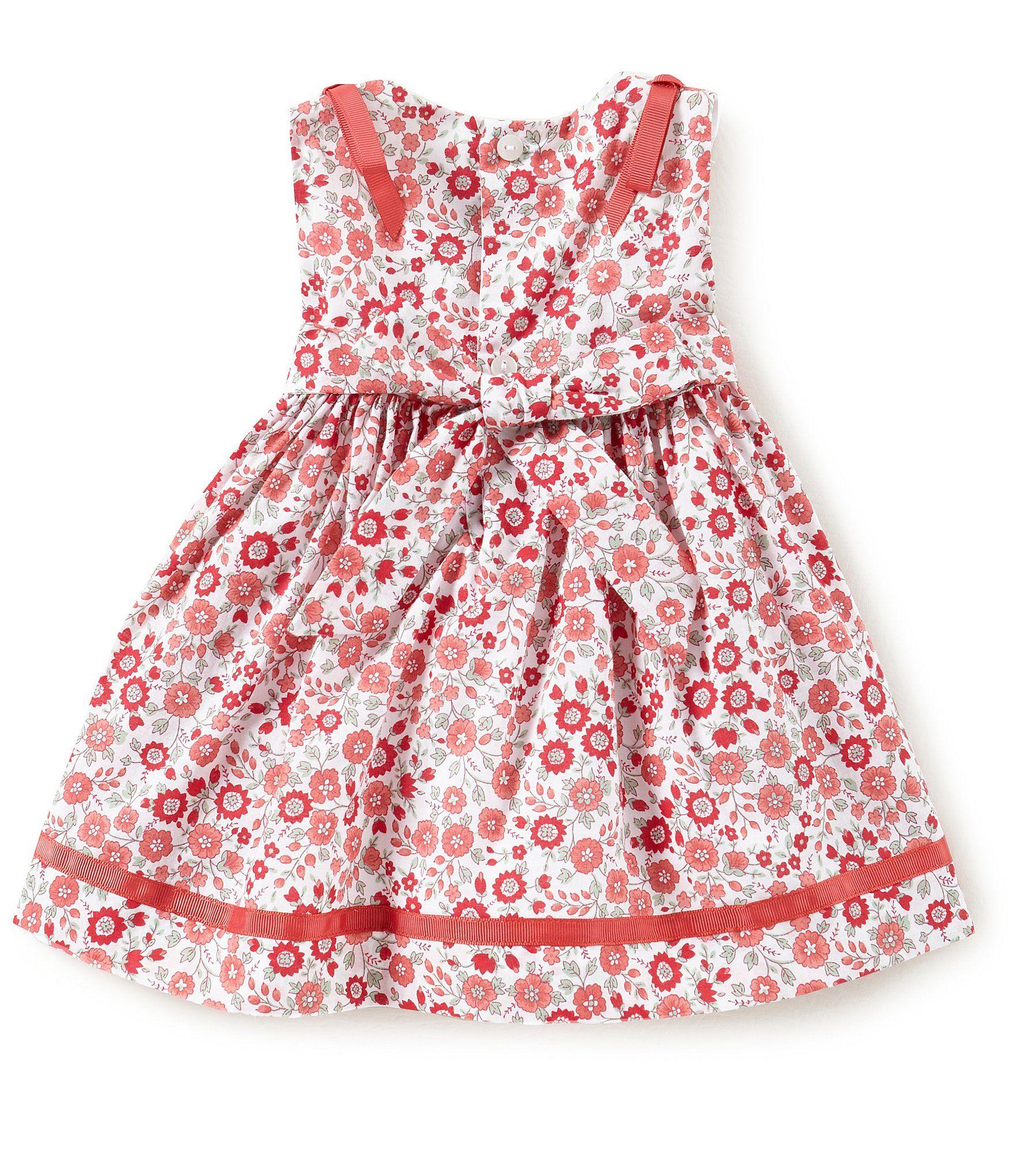d6b34860da9 Shop for Edgehill Collection Baby Girls 3-24 Months Floral-Print Dress at  Dillards.com. Visit Dillards.com to find clothing