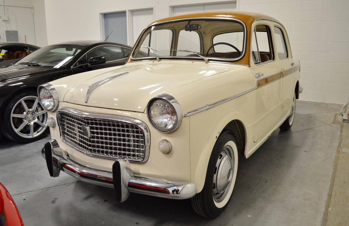 1959 Fiat 1100 H Autos Fiat Coches Antiguos Autos