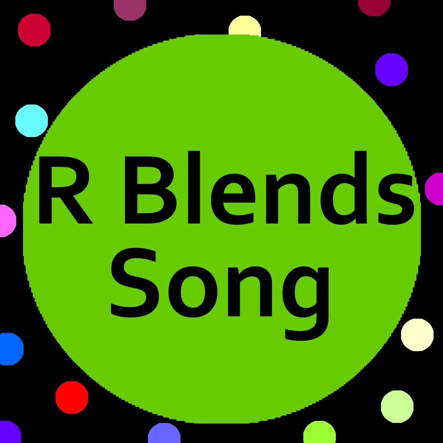 The R Blends Song With Lyrics Helps Teach Young Learners