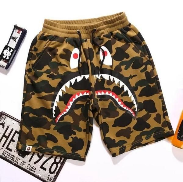 bape shorts men