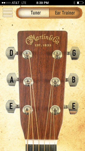 Free Guitar Tuning App Guitar Tuning Guitar Tuner