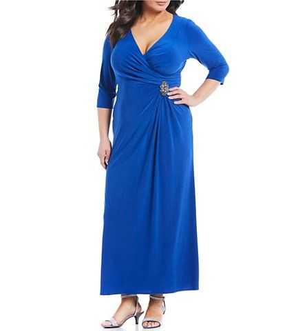 Women\'s Plus-Size Dresses & Gowns | Dillard\'s | Mother of ...