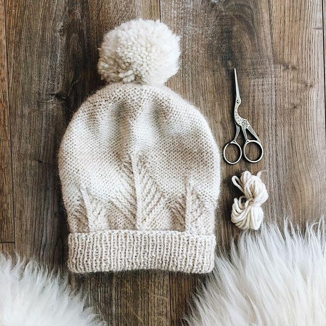 Treehouse Hat pattern by Melody Hoffmann   Knitta please   Gorro ...
