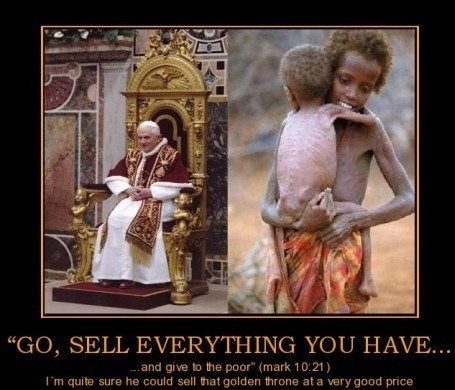 The Catholic Church Is The Biggest Financial Power On Earth - Biggest religion on earth