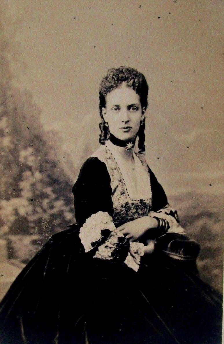 Princess Alexandra of Wales, mids 1870s | Princess alexandra ...