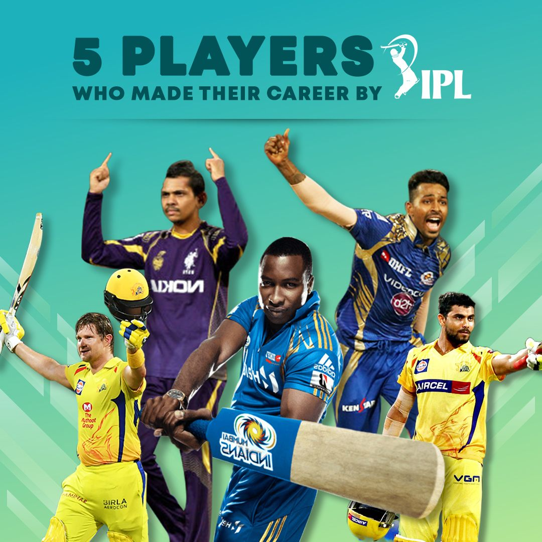 5 players who made their career by IPL Football