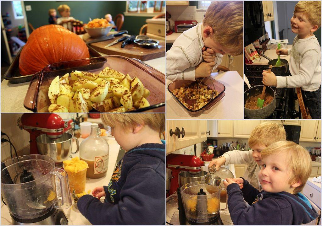 Pumpkin Butter and Apple Butter Recipes