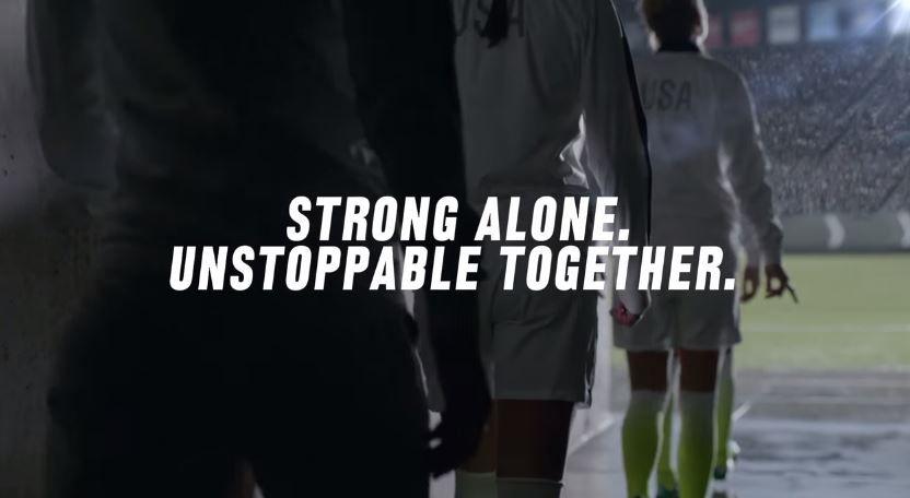 Nike Print Ad 2015 Google Search Usa Strong Nike Ad Nike