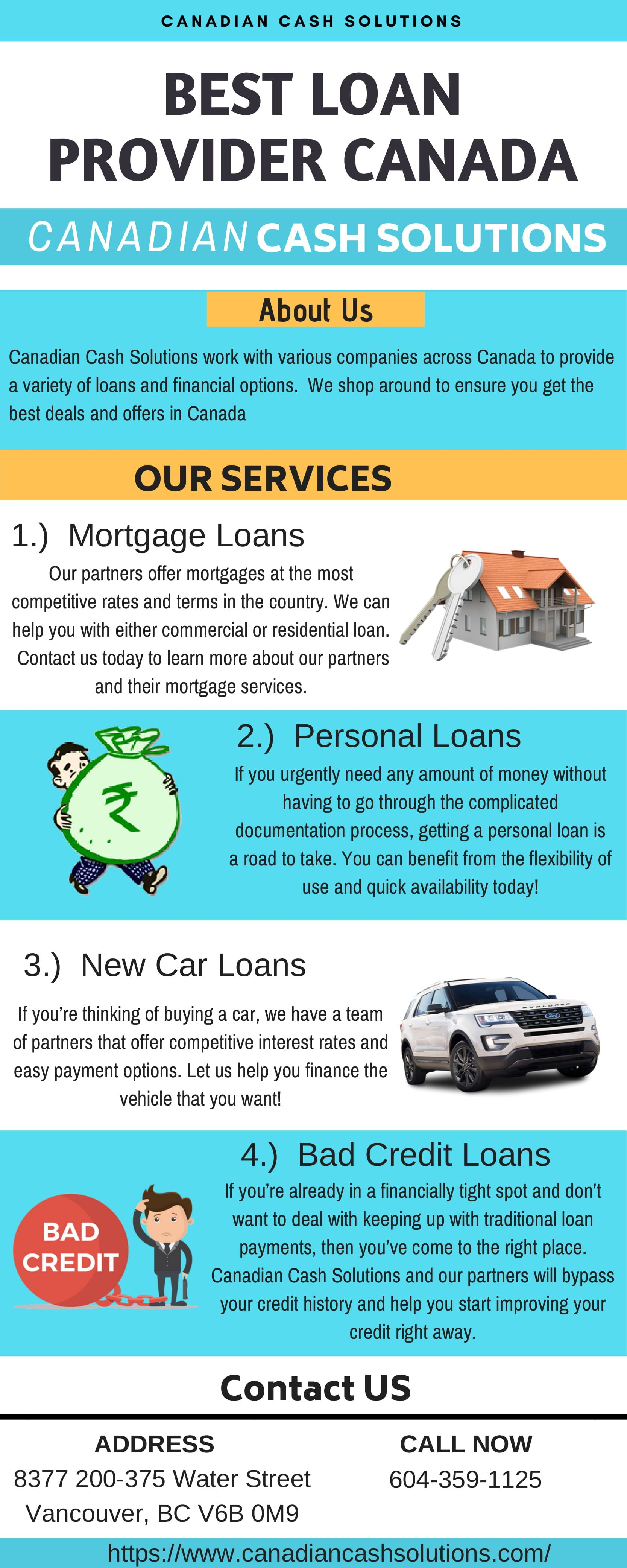 Pin On Best Loan Provider Canada