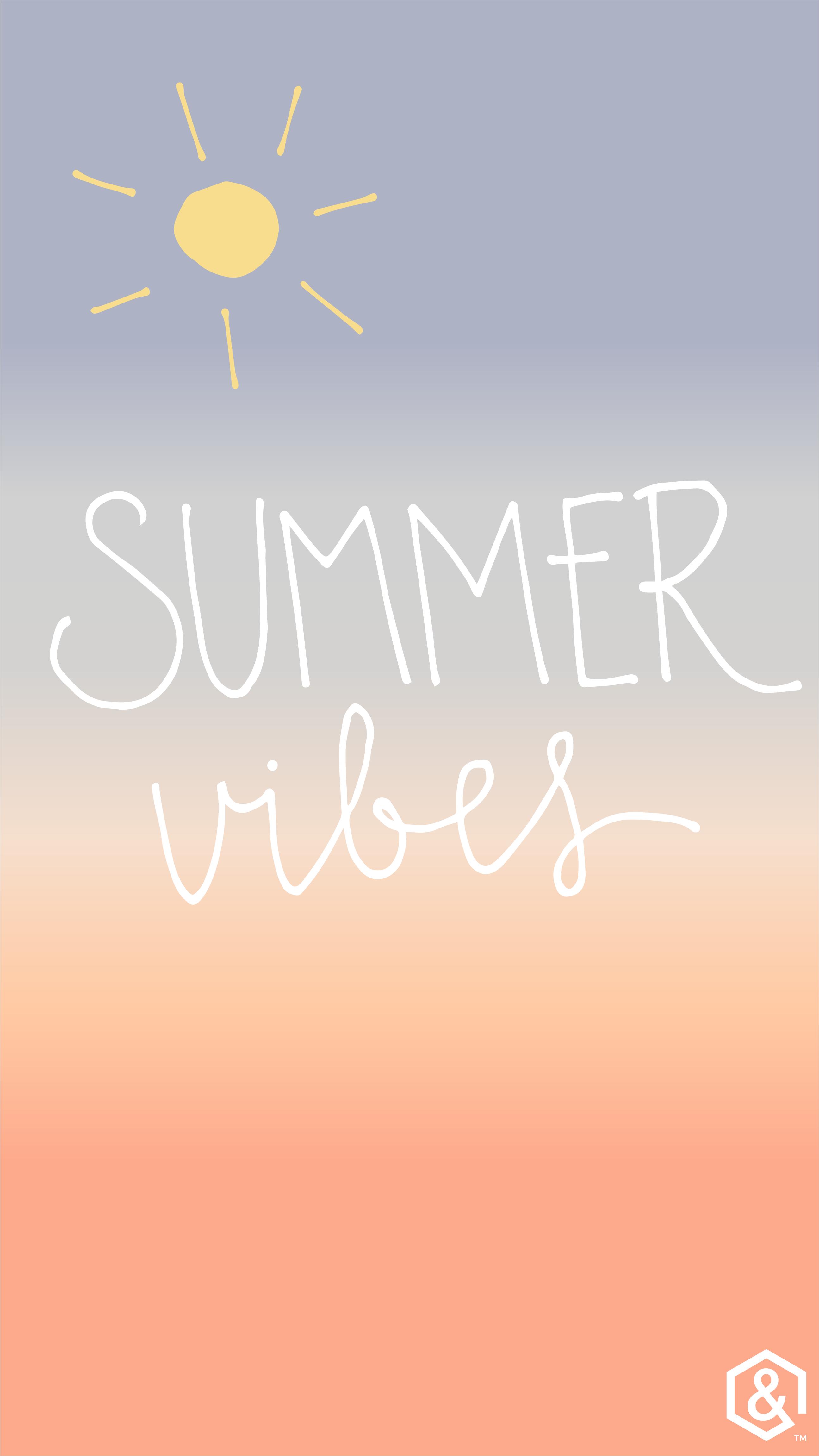 Summer Phone Wallpaper Cute Wallpaper For Phone Phone Wallpaper Summer Vibes