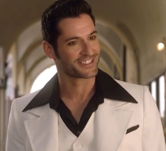 TOM ELLIS.(Lucifer),(Rush) ;