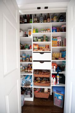 How To Get The Most Pantry Storage From A Small Space Kitchen Pantry Design Pantry Design Pantry Shelving