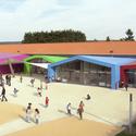 Children's Recreation Centre / AIR Architecture Children's Recreation Centre / AIR Architecture