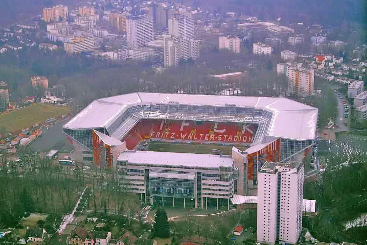 Stadion Kaiserslautern