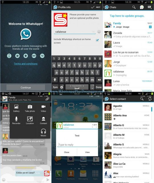 WhatsApp PLUS 6 65 is now available for download, the new stable