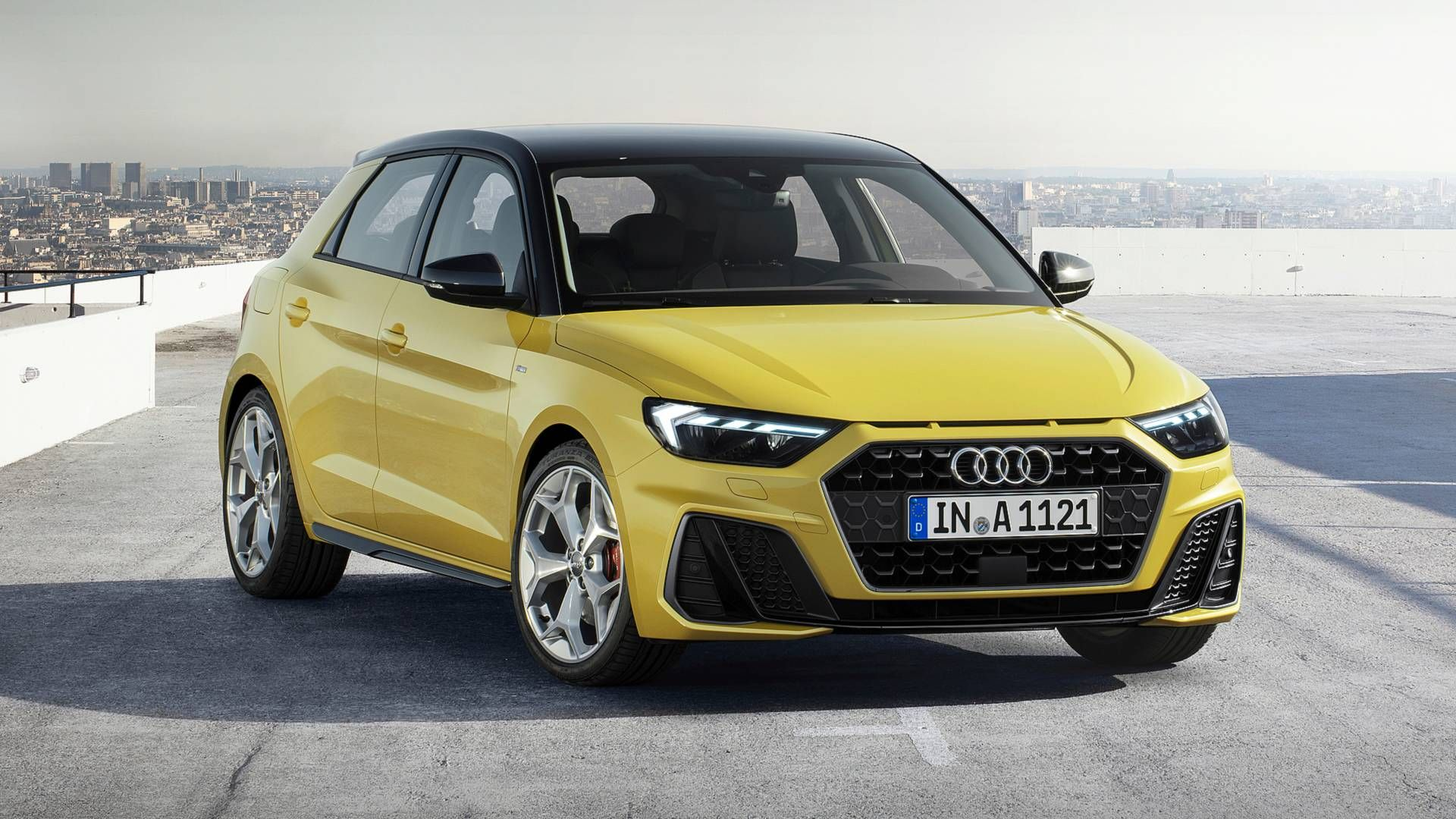 The Angry New Audi A1 Is Sharper More Intense And Full Of Tech