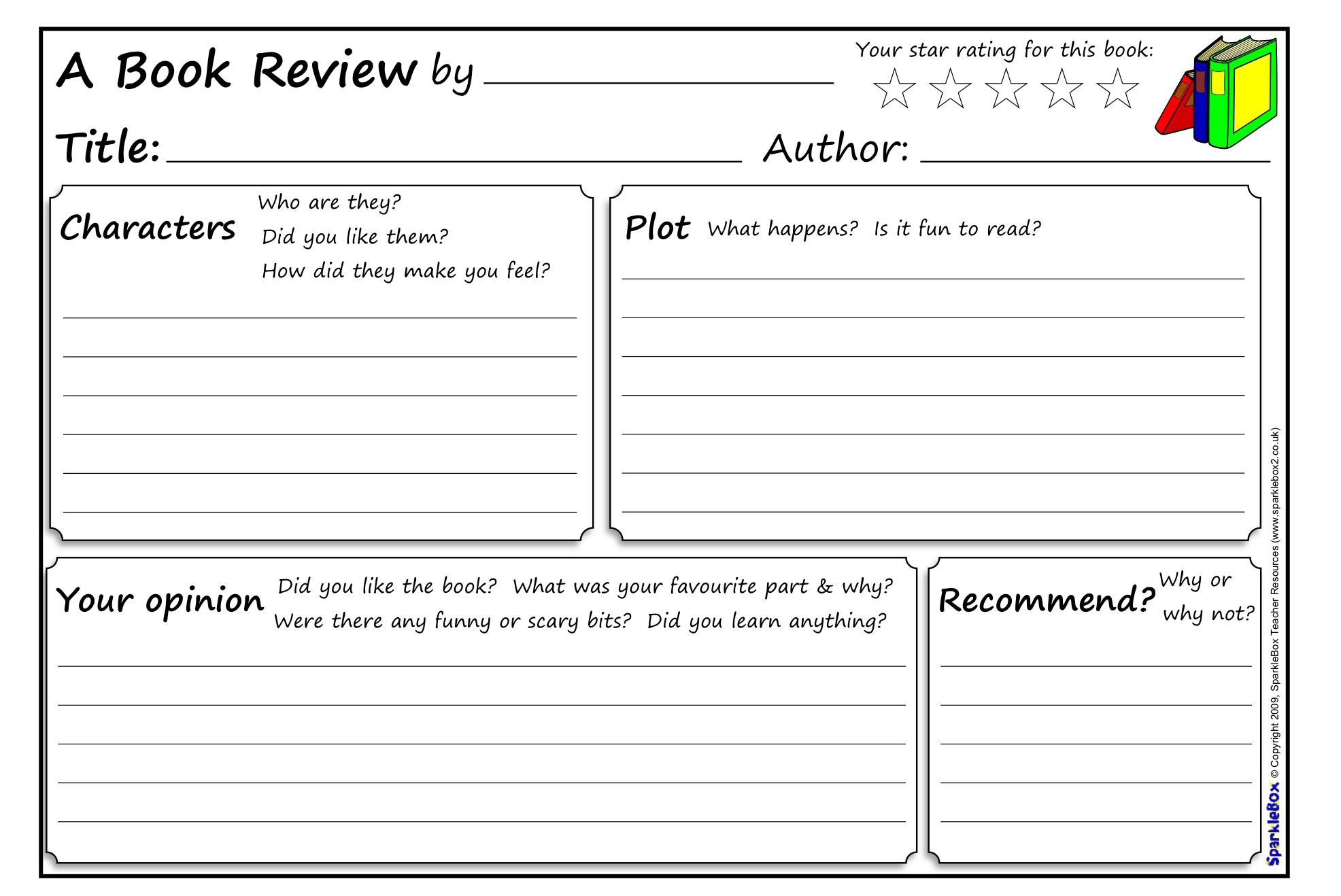 KS2 Book Review | 1 to 1 tutoring | Pinterest