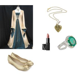 allie founder ball outfit