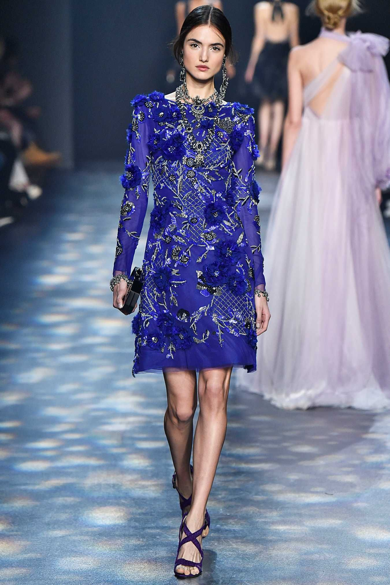 Marchesa Presents Jaw-Droppingly Gorgeous Dresses Made for the ...