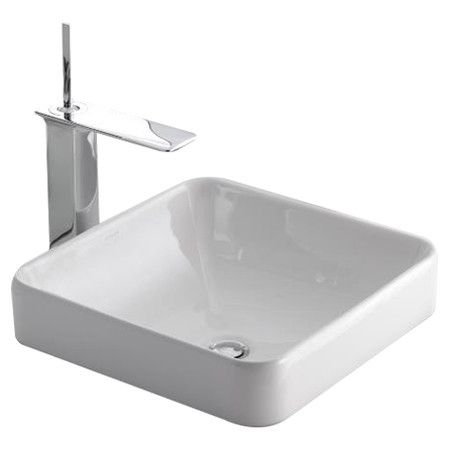 "Found It At Wayfair  Kohler Vox 16"" Vessel Bathroom Sink In Endearing Wayfair Bathroom Sinks Decorating Inspiration"