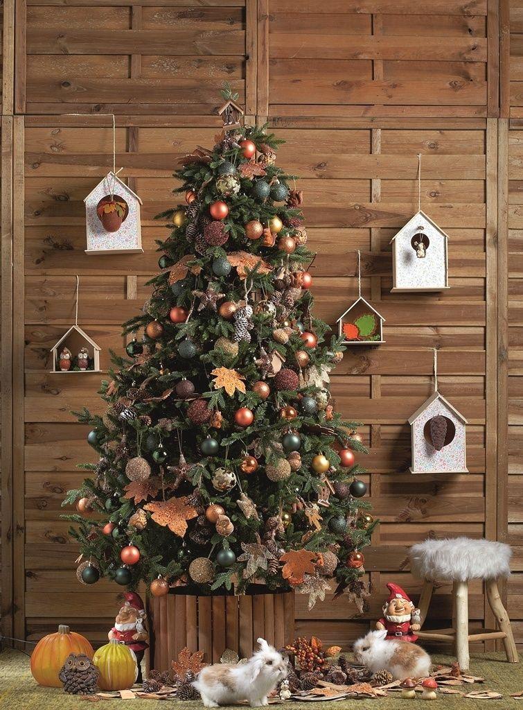 Arbol navidad caba a bosque 2016 navidad adornos for Adornos para arbol de navidad 2016