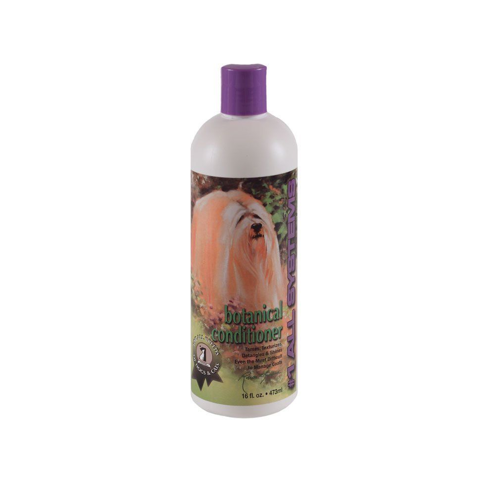1 All Systems Botanical Conditioner 16 Oz Learn More By Visiting The Image Link This Is An Affiliate Link Dog Grooming Supplies Dog Grooming Conditioner