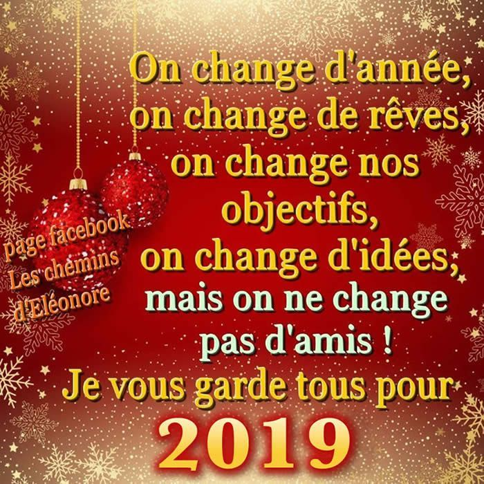 On change d'année, on change dé... - Quotes #funny #christmascard #funnycard