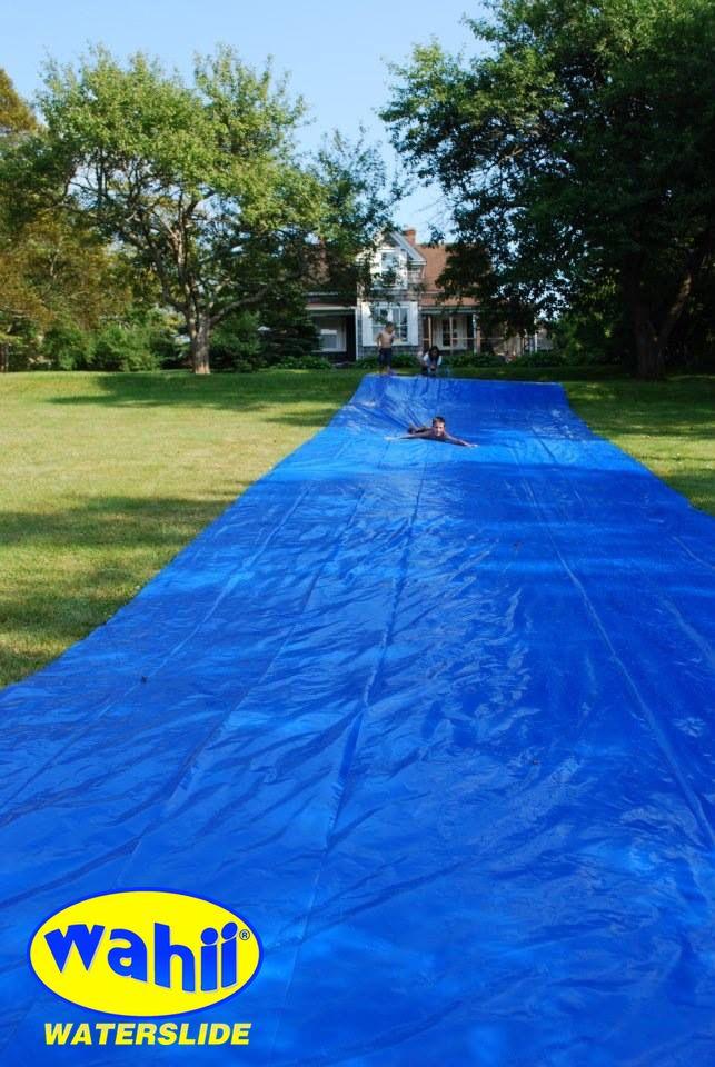 This is the Wahii 75 feet long! yeah, kid's love it ...