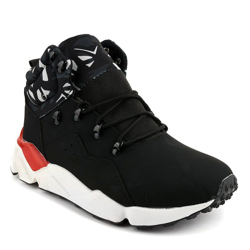 Black Insulated F33 1 Sports Shoes Shoes Sports Shoes Sports Footwear