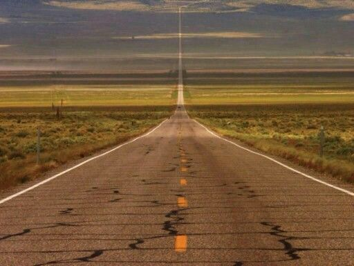 Route 50 The Lonely Road