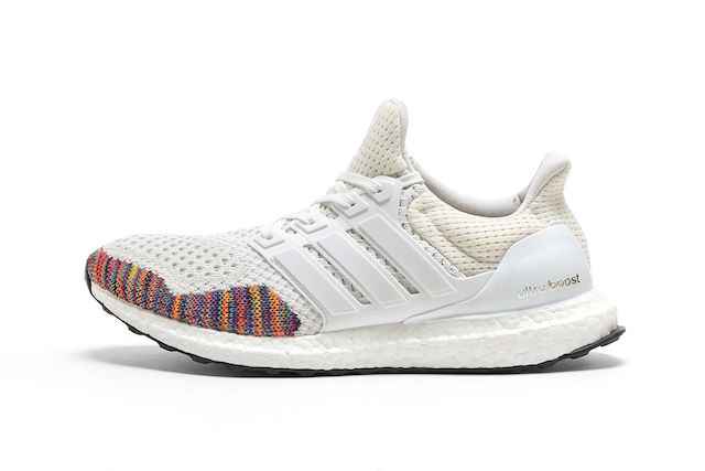 sale retailer 02b65 f13bd Adidas Gives The Ultra Boost a Hint of Rainbow | Most ...