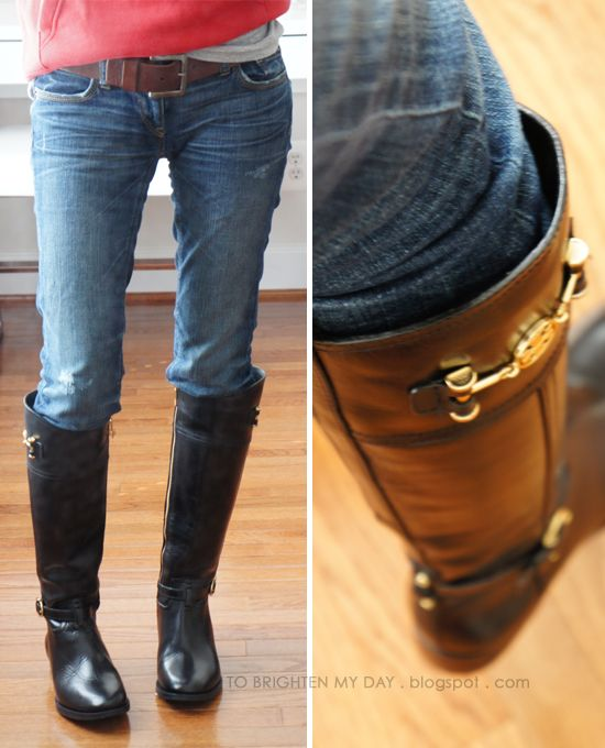 Riding Boots Part II  Tory Burch Nadine   Stuff to Buy   Pinterest ... 25194ae424fe