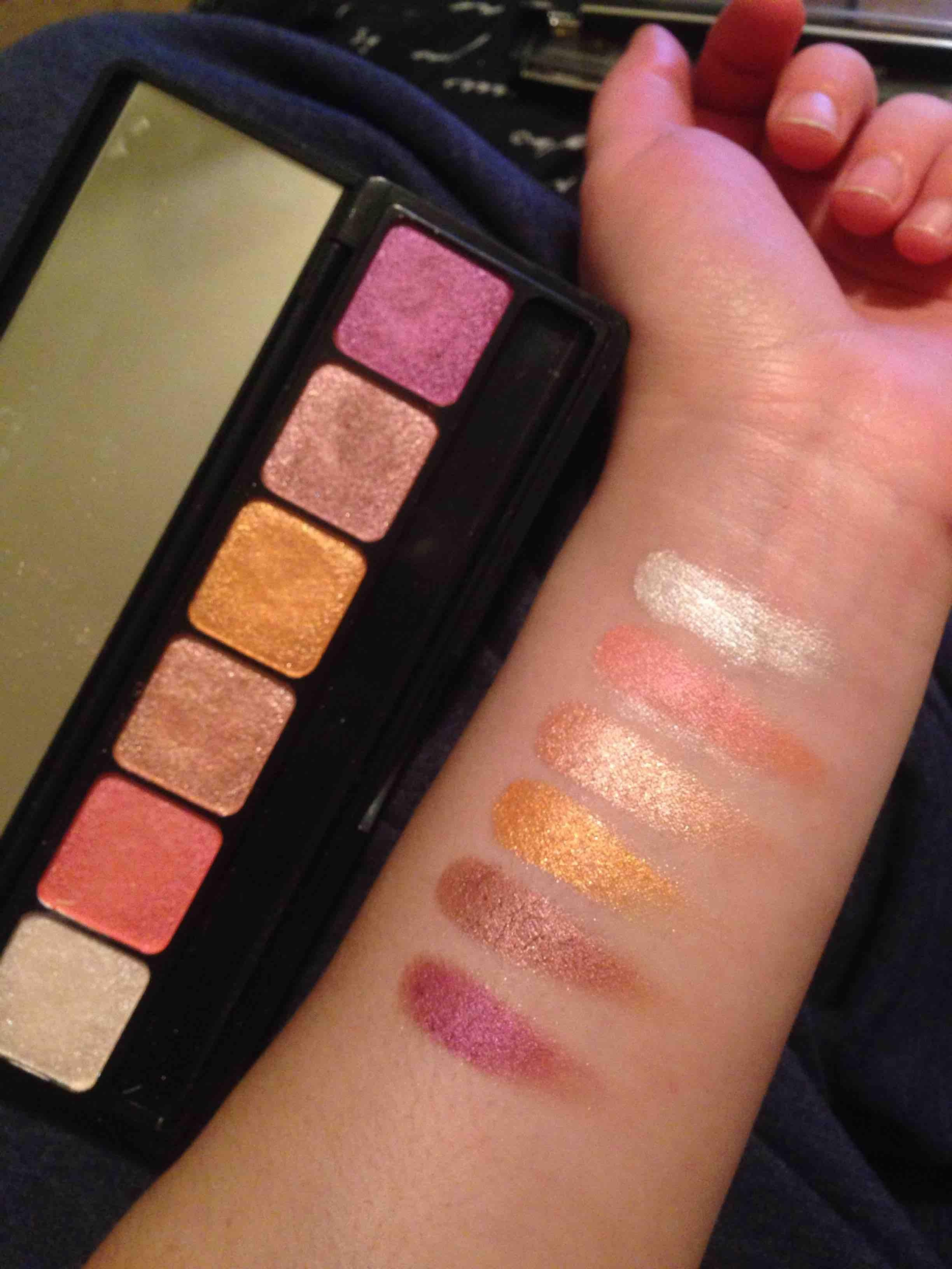 Rose Gold Eyeshadow Palette - Sunset by e.l.f. #14