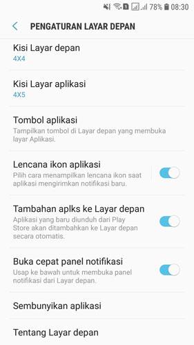Cara Menyembunyikan Aplikasi Dari Layar Utama Dan Daftar Aplikasi Di Hp Samsung Samsung Aplikasi Samsung Galaxy